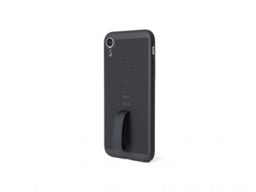 iPhone Case with Finger band by ZUKOU