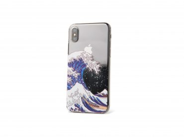 浮世絵 iPhone Case by ZUKOU